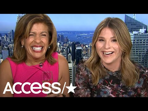Jenna Bush Hager Adorably Admits Her 'Today' Host Debut Was Like 'The First Day Of School' | Access