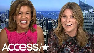 Jenna Bush Hager Adorably Admits Her 'Today' Host Debut Was Like 'The First Day Of School'   Access