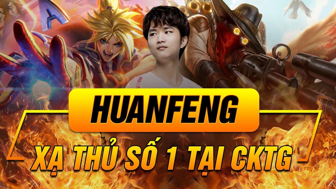 """HUANFENG - XẠ THỦ """"TỰ LÀM - TỰ ĂN"""" CỦA SUNING GAMING!"""