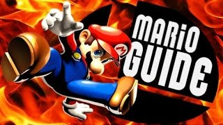 Game | Mario Strategy Guide Super Smash Bros. Wii U 3DS Moveset, Combos Techniques | Mario Strategy Guide Super Smash Bros. Wii U 3DS Moveset, Combos Techniques