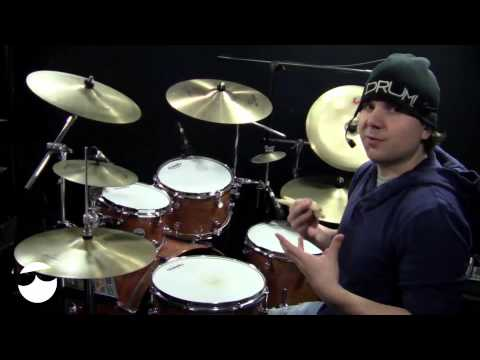 5 Classic Drum Fills - And The Techniques Behind Them - Nate Brown
