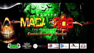 CD EQUIPE MACABROS 2016 DJ MAYCON DO SOM AUTOMOTIVO