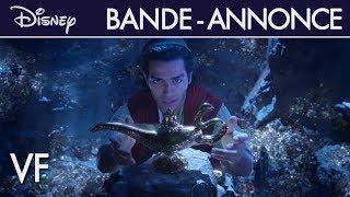 Aladdin (2019) - Première bande-annonce (VF)