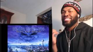 THIS MIGHT BE MY FAVORITE... | Iron Maiden - Blood Brothers - REACTION