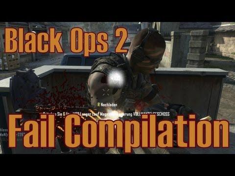 Black Ops 2 ★ Fail Compilation ★ WIR SIND SO SCHLECHT [Deutsch/HD]