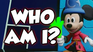 Disney Infinity 2 - What Disney Original Are You? Community Toy Box