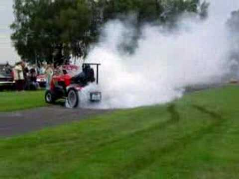 130hp Lawnmower Burnout Doovi