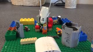 """Science Build"" LEGO® Animation by Max Ikner"