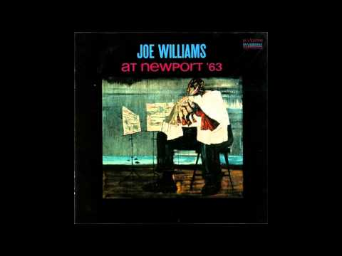 Wayfaring Stranger  JOE WILLIAMS