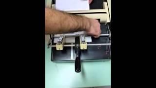 Prograf FastBooklet - Creazione libretto A4
