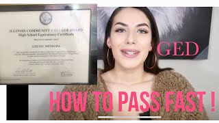 How To Get Your GED Fast! | Teen Mom Graduates