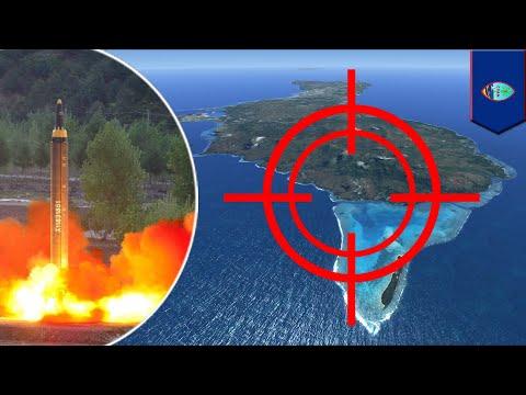 Ancaman nuklir Korea Utara; dimana letak Pulau Guam dan mengapa ditargetkan - TomoNews