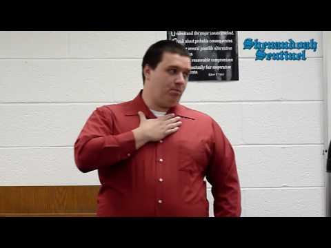 Shenandoah Valley School Board - 3/7/2017