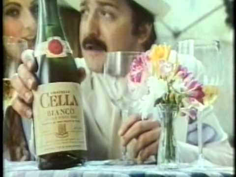 Cella Wines 1981 TV Commercial