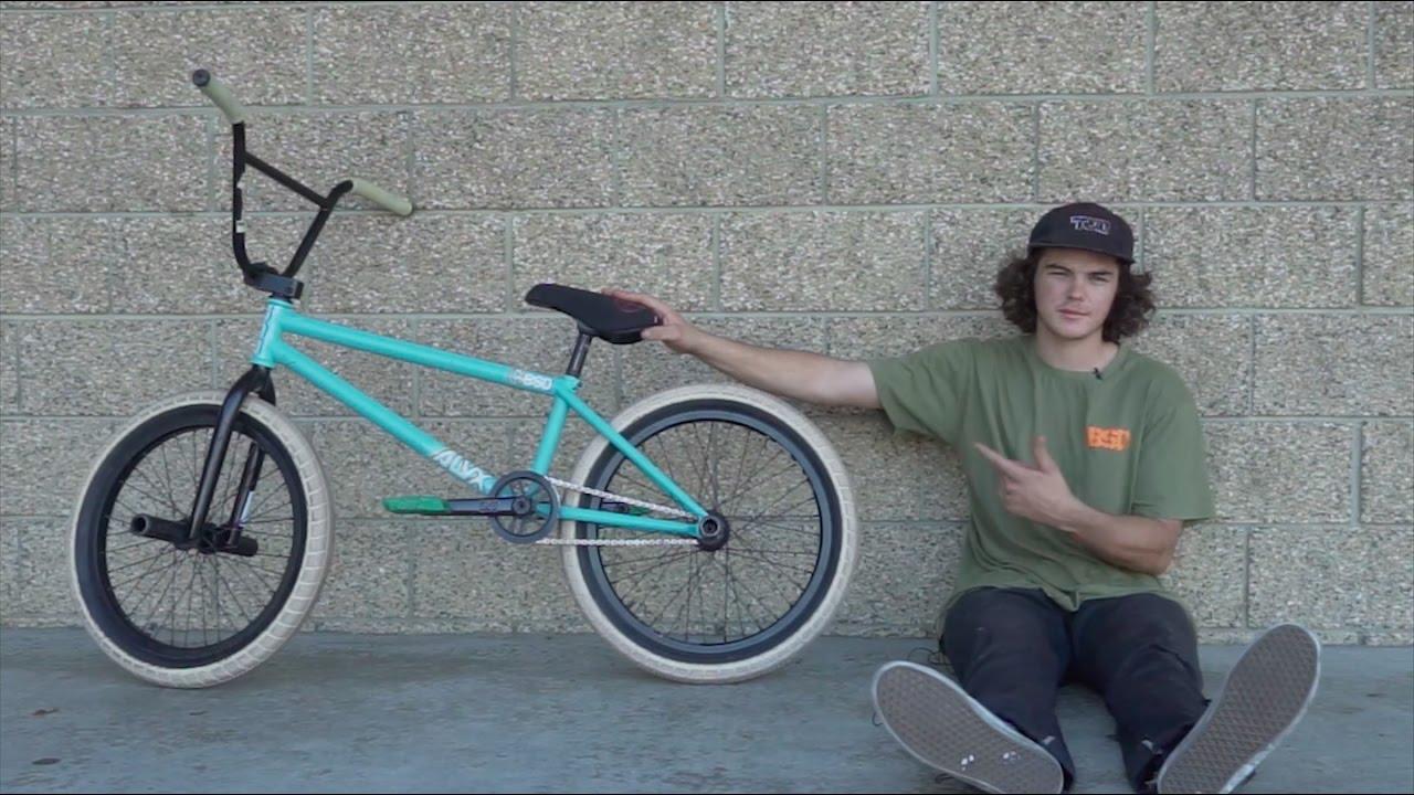 Rocker Mini BMX - YouTube