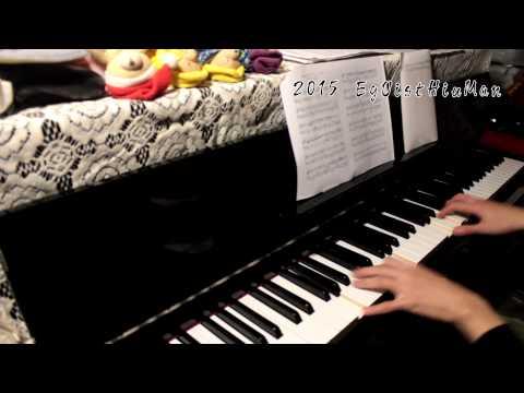 銃皇無尽のファフニール OP (Juuou Mujin no Fafnir) FLYING FAFNIR Piano arr.EgOistHiuMan HQ