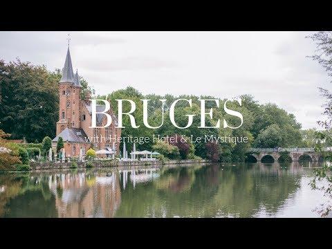 Weekend in Bruges with Heritage Hotel • Bruges, Belgium • Chevrons & Éclairs