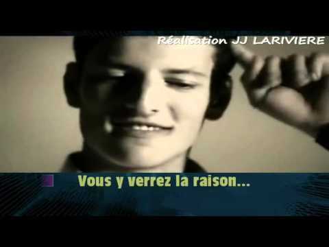 CALOGERO   NATHAN I G JJ Karaoke - Paroles