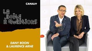 La Boîte à Questions de Dany Boon & Laurence Arné – 26/02/2018