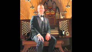 Jonathan Ryan plays Outbursts of Joy (Transports de joie) for organ by Messiaen