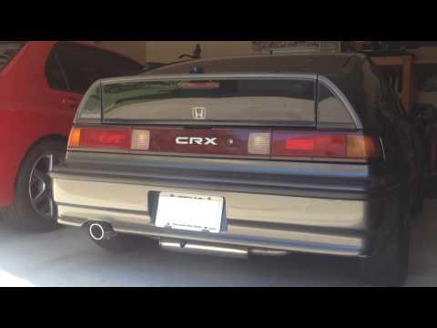 EF Civic/CRX Bosal Exhaust (B16A)