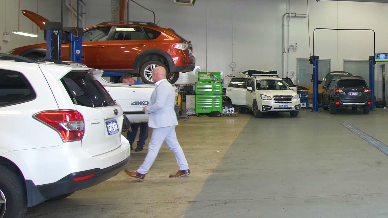 Subaru Dealers Perth WA   Car Dealers Victoria Park   City