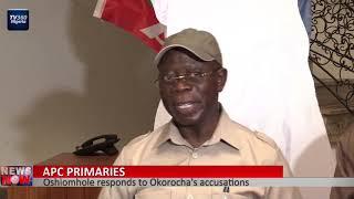 APC Primaries: Oshiomhole responds to Okorocha's accusations