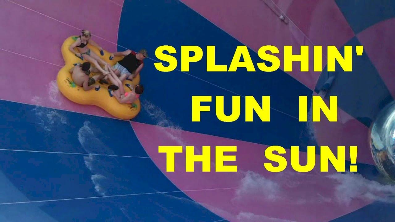 Splashin safari water park at holiday world theme park wave pools splashin safari water park at holiday world theme park wave pools water slides water coasters gumiabroncs Images