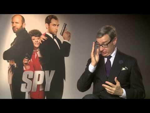 Spy   Paul Feig's Funniest Moments On The Spy Set   2015