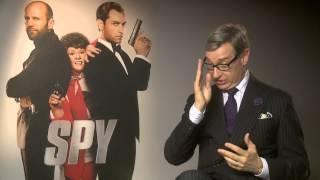 Spy | Paul Feig's Funniest Moments On The Spy Set | 2015