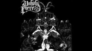 UNHOLY FORCE   Covenant of Death