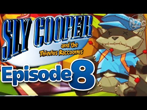 Sneaking in the Swamp! - Sly Cooper and the Thievius Raccoonus Playthrough - Episode 8