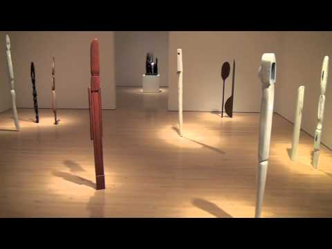 L'installation de nature intime Louise Bourgeois 1911--2010