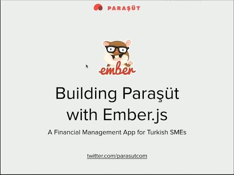 İstanbul Coders - EmberJS - Paraşüt