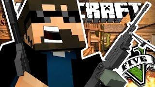 Minecraft GRAND THEFT AUTO V   I MUST GET GOODER