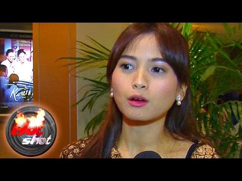 Acha Septriasa Hadiri Penayangan Perdana Film Kartini - Hot Shot 21 April 2017