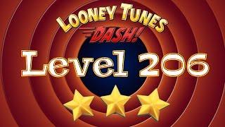 looney Tunes Dash Level 206 Episode 14 / Луни Тюнз игра уровень 206