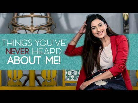 Things you've Never heard about me! | Gauahar Khan