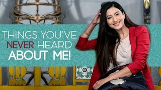 Things youve Never heard about me  Gauahar Khan