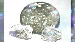 Как вырастить КРИСТАЛЛ в домашних условиях? ЛЕГКО!!! Украшения из кристаллов!(Как вырастить цветной кристалл своими руками, ЛЕГКО! Это очень интересно и увлекательно! Красивые формы..., 2016-05-26T17:03:41.000Z)