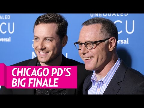 Jason Beghe and Jesse Lee Soffer Talk 'Chicago PD' Big Finale