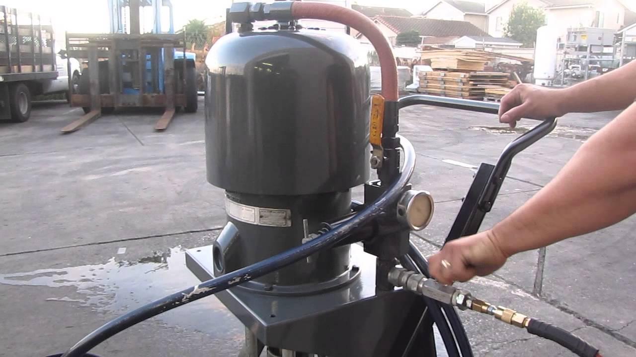 94fa037de Graco King 45:1 Air Powered Paint Sprayer Spray Pump bulldog airless ...