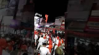 Karimnagar Hindhu Ektha Yatra 2018●Shivavardhna Band|jai sri ram.