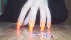 ASMR secret nail garden