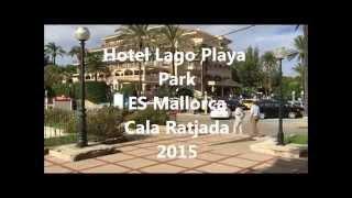Lago Playa Park Cala Ratjada / Mallorca 2015