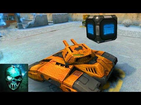 Juggernaut Gold Box Video #1 - Tanki Online - Ghost Animator TO