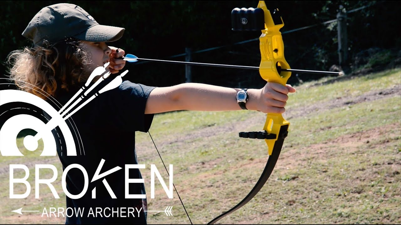 1 BEAR Archery - FLASH Youth recurve