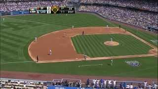 Giants vs. Dodgers 04.04.2014 [Full Game HD]