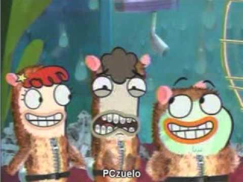 Fish Hooks - New episodes - June 2011 - DC Latin america