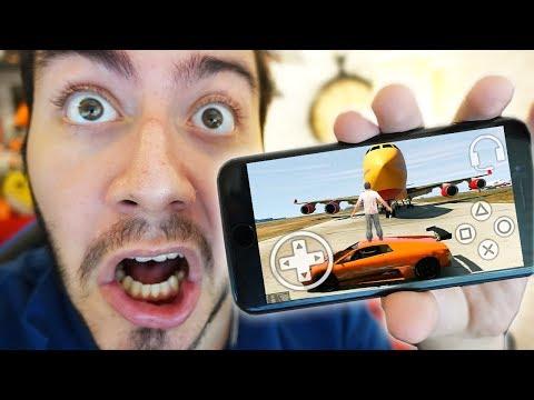 TELEFON DA GTA 5 OYNAMAK (GERÇEK)